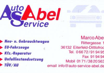 Autoservice Abel