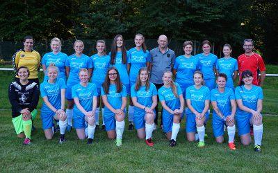 Frauenmannschaft startet in die Saison 17/18